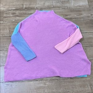 Sweaters - SUPER COLORFUL AND CUTE SPRINGTIME TURTLENECK